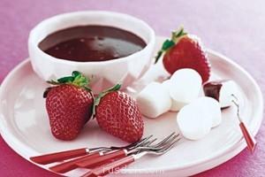 Шоколад - Шоколадное фондю.jpg