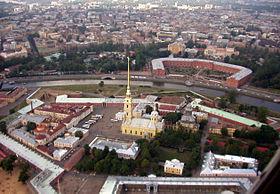 Санкт-Петербург - Петропавловская крепость.jpg