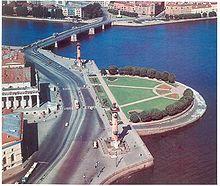 Санкт-Петербург - Стрелка Васильевского острова.jpg