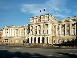 Санкт-Петербург - Мариинский дворец - Законодательное собрание.jpg