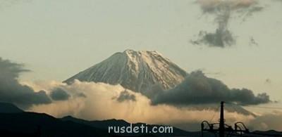 А это просто фото для сравнения - Фото горы Фудзияма.jpg