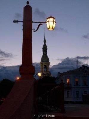 Краткая история развития электрического освещения - Фонари Санкт-Петербурга1.jpg
