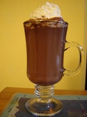 Шоколад - Горячий шоколад.jpg