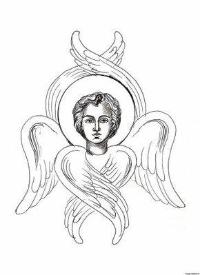 Православные раскраски  - Серафимы.jpg