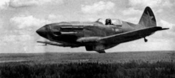 Миг-3, на котором начал войну Покрышкин - MiG-3 для Русдети.jpg