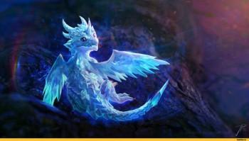 Беседка на поляне обсуждение ролевой игры  - дракон-Дракончик-милота-арт-1221440.jpeg