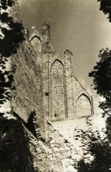 Кирха Юдиттен в 1985 году. - изображение.jpg
